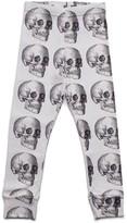 Nununu Infant MD Skull Leggings