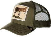 Goorin Bros. Men's Donkey 'Ass' Patch Trucker Hat Cap (Green)