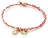 Alex and Ani Royal Cardinal Precious Threads Bracelet