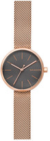 Skagen Signatur Rose Gold Watch