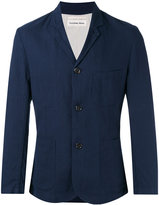 Universal Works single breasted coat - men - Cotton/Polyester - M