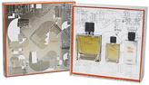 Hermes Three-Piece Terre D' Eau de Toilette Gift Set - Men