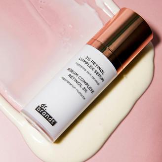 Dr. Brandt Skincare 2% Retinol Complex Serum