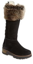 Bos. & Co. Women's Graham Waterproof Winter Boot With Faux Fur Cuff
