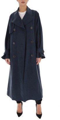 See by Chloe Double Breasted Trench Coat