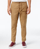 American Rag Men's Reverse Pieced Tapered Pants, Only at Macy's