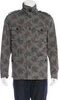Etro Paisley Utility Jacket