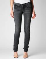 True Religion Julie Super T Black Womens Jean