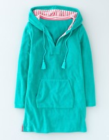 Boden Hooded Towelling Tunic