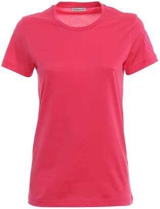 Moncler Basic Crewneck T-Shirt