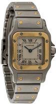 Cartier Santos Galbee Watch
