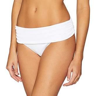 Pour Moi? Women's Escape Foldover Brief Bikini Bottoms,8 (Size: 8)
