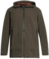 Peak Performance Civil 3-layer Hooded Jacket