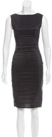 The Row Sleeveless Knee-Length Dress