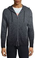 John Varvatos Cotton & Wool Blend Hoodie