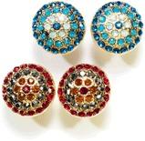 Avon Mark Mosaic Detail Earrings