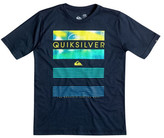 Quiksilver Line Up Graphic Tee (Big Boys)