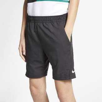 Nike Big Kids' (Boys') Tennis Shorts NikeCourt Dri-FIT