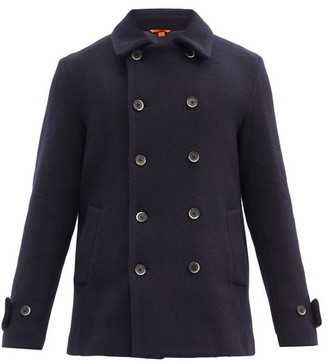 Barena Fondaco Wool-blend Peacoat - Navy