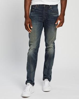 Ralph Lauren RRL Slim Narrow 5-Pocket Denim Jeans