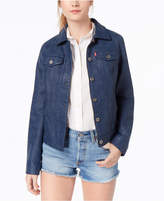 Levi's Buffed Cow Faux-Leather Jacket