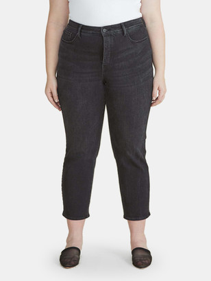 Warp + Weft CDG High Rise Straight Jean Inclusive
