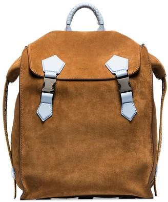 Dolce & Gabbana Reversible Buckled Backpack