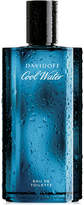 Davidoff Cool Water for Men Eau de Toilette Spray for Him, 4.2 oz.