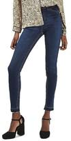 Topshop Women's Jamie Released Hem Skinny Jeans