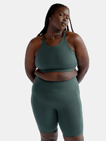 Thumbnail for your product : Girlfriend Collective Topanga Criss Cross Sports Bra