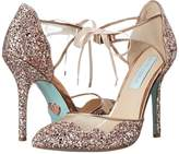 Betsey Johnson Blue by Stela High Heels