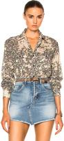 Saint Laurent Oversized 70's Shirt