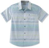 Calvin Klein Stripe Shirt, Big Boys (8-20)
