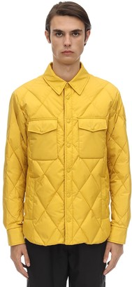 MONCLER GENIUS Lvr Exclusive Chamoix Techno Down Jacket