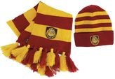 Harry Potter Hogwarts Hat & Scarf Costume