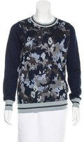 3.1 Phillip Lim Wool-Blend Long Sleeve Sweater