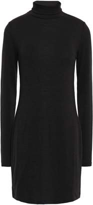 Rag & Bone Landon Jersey Turtleneck Mini Dress