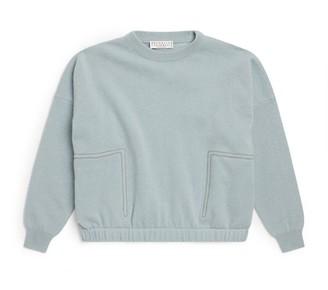 BRUNELLO CUCINELLI KIDS Cashmere Sweater (4-7 Years)