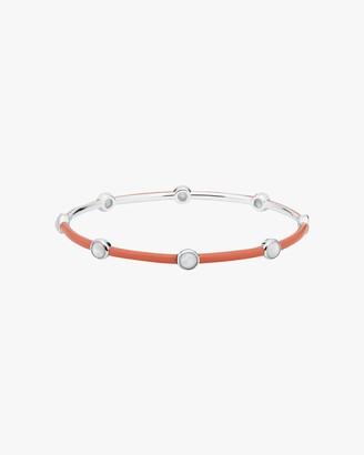 Ippolita Carnevale Eight-Stone Bangle Bracelet