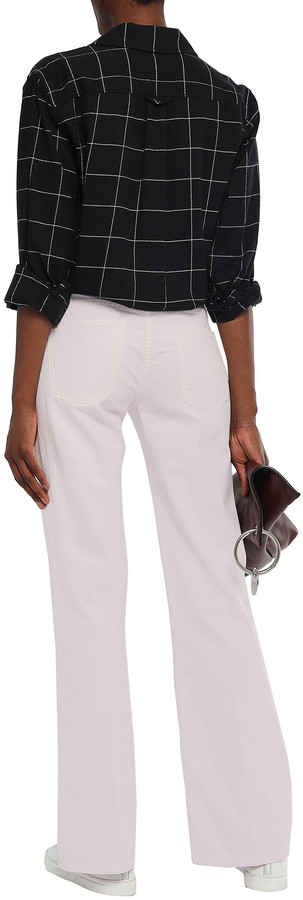 Thumbnail for your product : Current/Elliott Mid-rise Flared Jeans