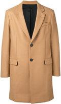 Ami Alexandre Mattiussi two button coat - men - Virgin Wool/Polyimide - 44