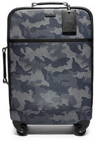 Michael Kors Jet Set Travel Denim Camouflage Suitcase