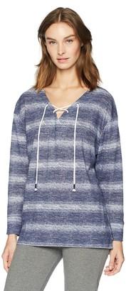 Nautica Women's Ombre Stripe Pullover