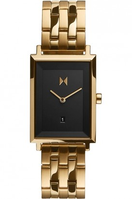 MVMT Signature Square Watch D-MF03-GGR