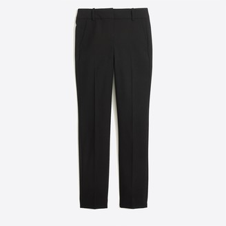 J.Crew Slim cropped Ruby pant in stretch twill