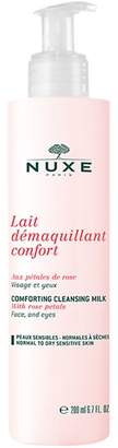 Nuxe Cleansing Milk with Rose Petals, 200ml