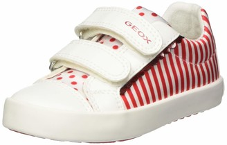 Geox Baby Girls' B Kilwi Low-Top Sneakers