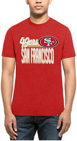 '47 Men's San Francisco 49ers Script Club T-Shirt