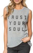 Spiritual Gangster Trust Your Soul Chakra Tank Top