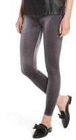 Nordstrom Women's Luxe Velvet Leggings